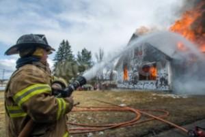 buildingburning